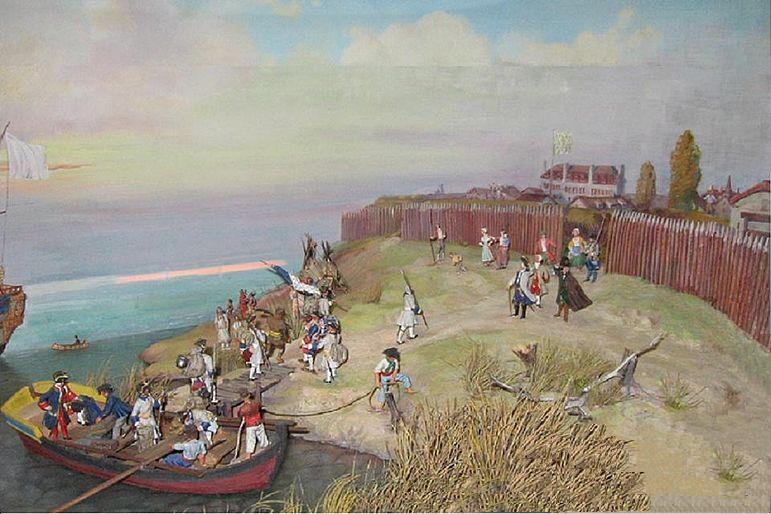 Fort niagara trading post