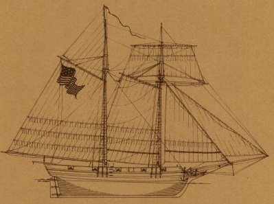 Lord Nelson plans