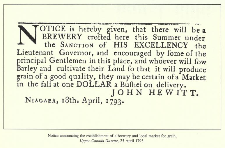 Notice gazette