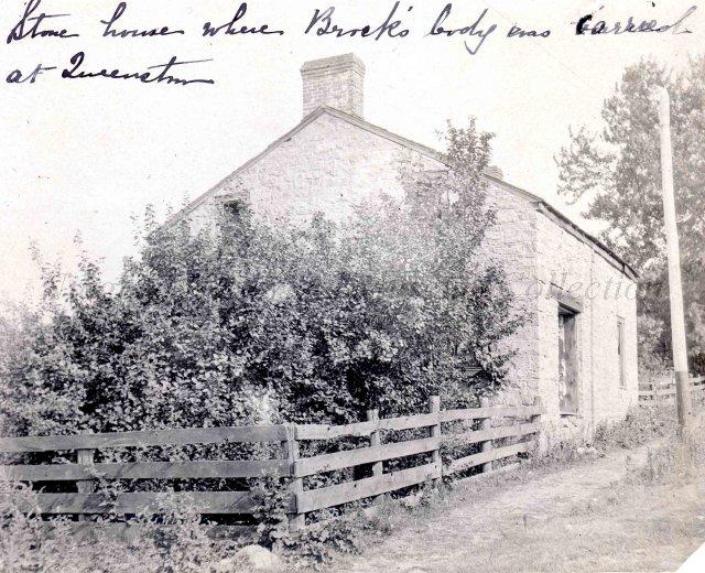 Patrick McCabe Stone House