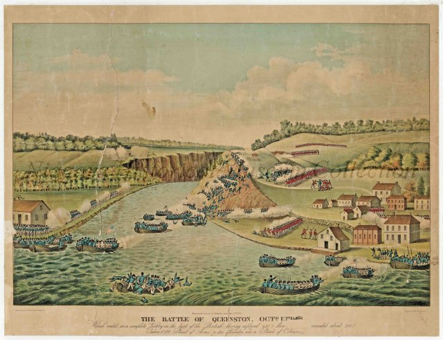battle of Queenston
