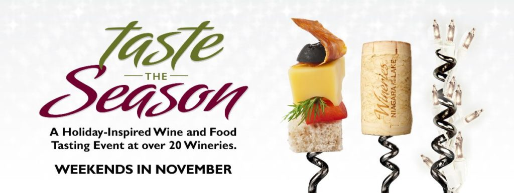 Taste the Season at Wineries in Niagara-on-the-Lake